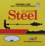 Professional fishing line super steel